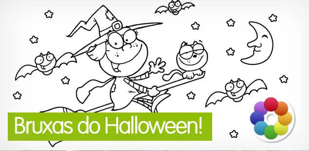Brujas de Halloween
