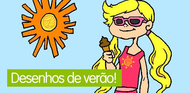 Dibujos de verano