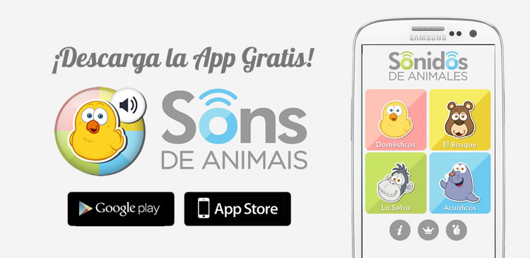 Sons de Animais para crianças